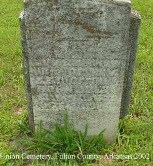 MORROW, LOU E. - Fulton County, Arkansas | LOU E. MORROW - Arkansas Gravestone Photos