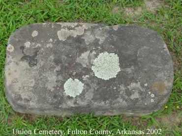 OGLE, UNKNOWN - Fulton County, Arkansas | UNKNOWN OGLE - Arkansas Gravestone Photos