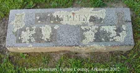 O'KELLEY, MANERVA SARAH ANN - Fulton County, Arkansas | MANERVA SARAH ANN O'KELLEY - Arkansas Gravestone Photos