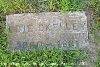 O'KELLEY, OCIE - Fulton County, Arkansas | OCIE O'KELLEY - Arkansas Gravestone Photos