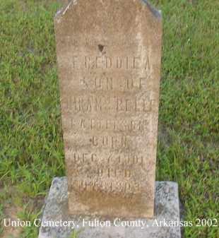 PATTERSON, FREDDIE A. - Fulton County, Arkansas   FREDDIE A. PATTERSON - Arkansas Gravestone Photos
