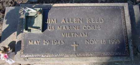 REED (VETERAN VIET), JIM ALLEN - Fulton County, Arkansas | JIM ALLEN REED (VETERAN VIET) - Arkansas Gravestone Photos