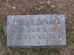 RHEA, OSCAR - Fulton County, Arkansas | OSCAR RHEA - Arkansas Gravestone Photos