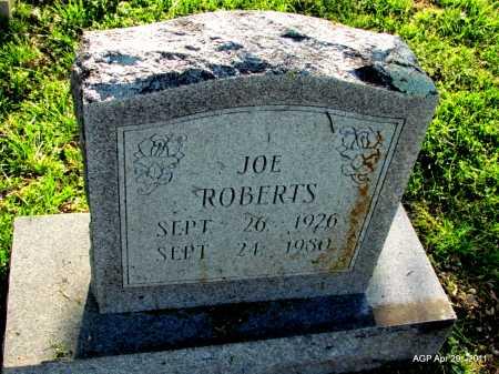 ROBERTS, JOE - Fulton County, Arkansas | JOE ROBERTS - Arkansas Gravestone Photos