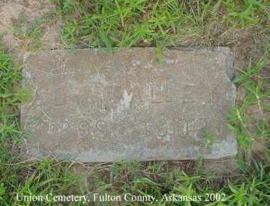TALLEY, ADA A. - Fulton County, Arkansas   ADA A. TALLEY - Arkansas Gravestone Photos