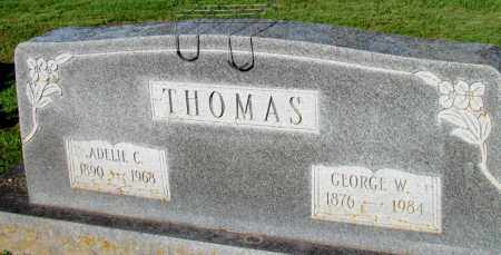 THOMAS, ADELIE C - Fulton County, Arkansas   ADELIE C THOMAS - Arkansas Gravestone Photos