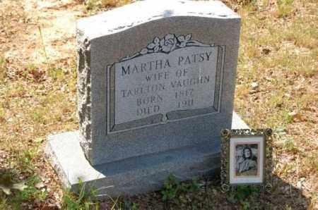 HARRIS VAUGHN, MARTHA PATSY - Fulton County, Arkansas   MARTHA PATSY HARRIS VAUGHN - Arkansas Gravestone Photos
