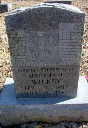 WILKEY, MARTHA L. - Fulton County, Arkansas | MARTHA L. WILKEY - Arkansas Gravestone Photos