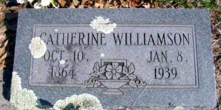 WILLIAMSON, SARAH CATHERINE - Fulton County, Arkansas | SARAH CATHERINE WILLIAMSON - Arkansas Gravestone Photos