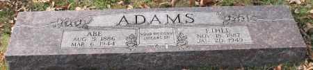 ADAMS, ETHEL - Garland County, Arkansas | ETHEL ADAMS - Arkansas Gravestone Photos