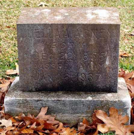 AGNEY, LUELLA A. - Garland County, Arkansas | LUELLA A. AGNEY - Arkansas Gravestone Photos