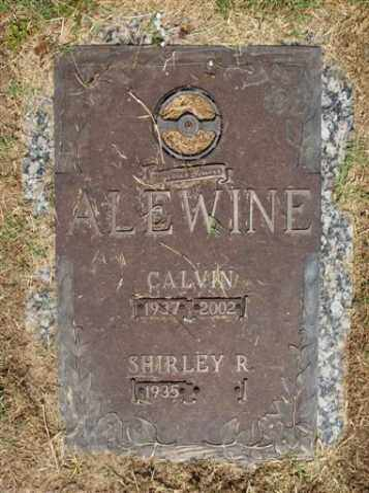 ALEWINE, CALVIN - Garland County, Arkansas   CALVIN ALEWINE - Arkansas Gravestone Photos