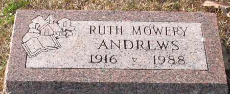 ANDREWS, RUTH - Garland County, Arkansas   RUTH ANDREWS - Arkansas Gravestone Photos
