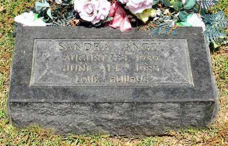ANGEL, SANDRA - Garland County, Arkansas | SANDRA ANGEL - Arkansas Gravestone Photos