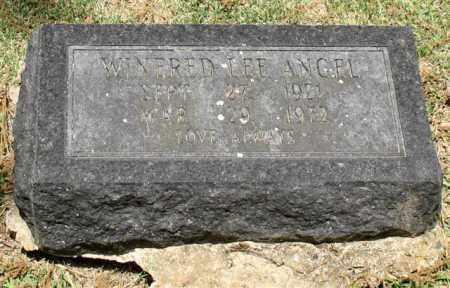 ANGEL, WINFRED LEE - Garland County, Arkansas | WINFRED LEE ANGEL - Arkansas Gravestone Photos
