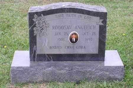 ANGELICH, RODOSAV - Garland County, Arkansas | RODOSAV ANGELICH - Arkansas Gravestone Photos