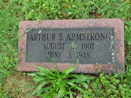 ARMSTRONG, ARTHUR S. - Garland County, Arkansas   ARTHUR S. ARMSTRONG - Arkansas Gravestone Photos