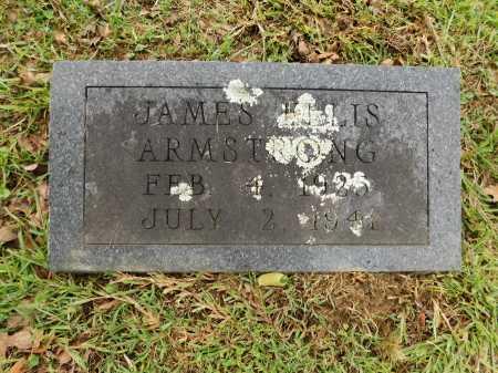 ARMSTRONG, JAMES ELLIS - Garland County, Arkansas | JAMES ELLIS ARMSTRONG - Arkansas Gravestone Photos