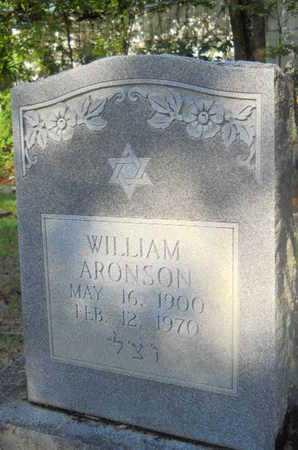 ARONSON, WILLIAM - Garland County, Arkansas | WILLIAM ARONSON - Arkansas Gravestone Photos