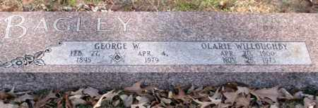 BAGLEY, OLARIE - Garland County, Arkansas | OLARIE BAGLEY - Arkansas Gravestone Photos