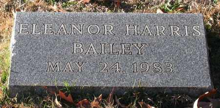 BAILEY, ELEANOR - Garland County, Arkansas | ELEANOR BAILEY - Arkansas Gravestone Photos