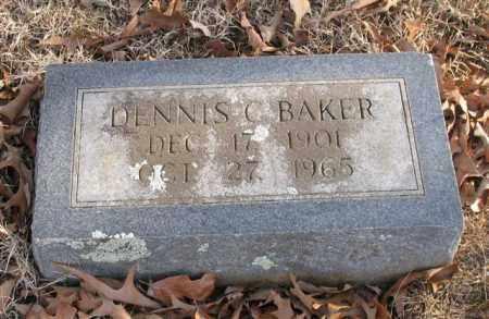 BAKER, DENNIS C. - Garland County, Arkansas | DENNIS C. BAKER - Arkansas Gravestone Photos