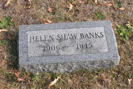 BANKS, HELEN - Garland County, Arkansas | HELEN BANKS - Arkansas Gravestone Photos