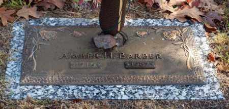 BARBER, AMBER - Garland County, Arkansas | AMBER BARBER - Arkansas Gravestone Photos