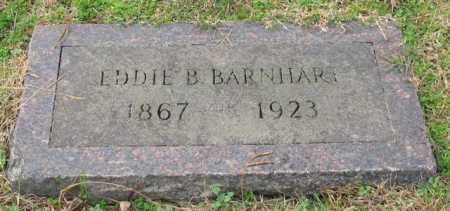 BARNHART, EDDIE B. - Garland County, Arkansas   EDDIE B. BARNHART - Arkansas Gravestone Photos