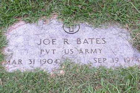 BATES (VETERAN), JOE R. - Garland County, Arkansas | JOE R. BATES (VETERAN) - Arkansas Gravestone Photos