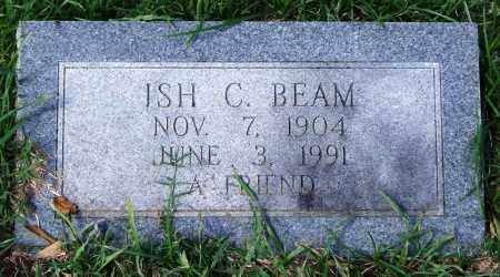 BEAM, ISH C. - Garland County, Arkansas | ISH C. BEAM - Arkansas Gravestone Photos