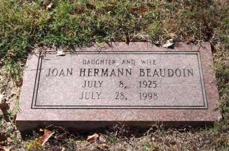 HERMANN BEAUDOIN, JOAN - Garland County, Arkansas   JOAN HERMANN BEAUDOIN - Arkansas Gravestone Photos