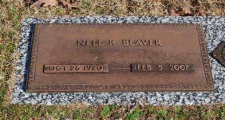 BEAVER, NELL R - Garland County, Arkansas | NELL R BEAVER - Arkansas Gravestone Photos