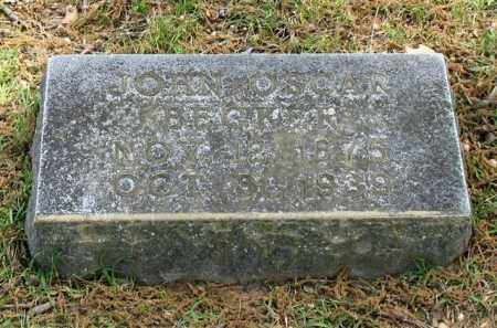BECKER, JOHN OSCAR - Garland County, Arkansas | JOHN OSCAR BECKER - Arkansas Gravestone Photos