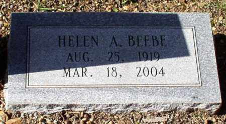 BEEBE, HELEN A. - Garland County, Arkansas | HELEN A. BEEBE - Arkansas Gravestone Photos