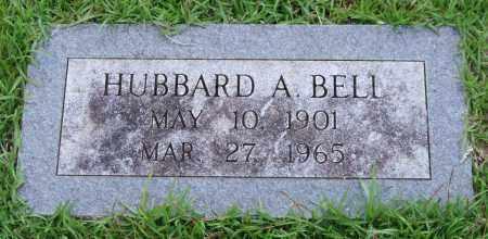 BELL, HUBBARD A. - Garland County, Arkansas   HUBBARD A. BELL - Arkansas Gravestone Photos