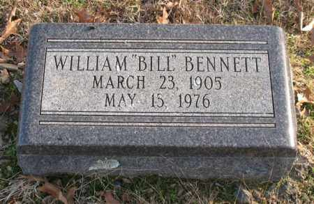 "BENNETT, WILLIAM ""BILL"" - Garland County, Arkansas | WILLIAM ""BILL"" BENNETT - Arkansas Gravestone Photos"