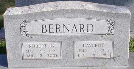 BERNARD, ROBERT G. - Garland County, Arkansas | ROBERT G. BERNARD - Arkansas Gravestone Photos