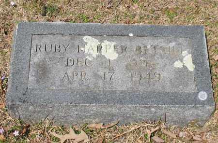 BETSILL, RUBY - Garland County, Arkansas | RUBY BETSILL - Arkansas Gravestone Photos