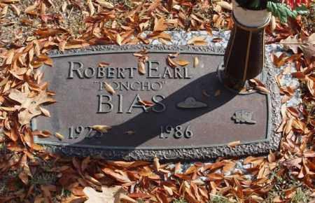 "BIAS, ROBERT EARL ""PONCHO"" - Garland County, Arkansas | ROBERT EARL ""PONCHO"" BIAS - Arkansas Gravestone Photos"
