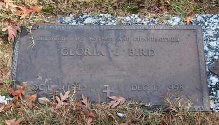 BIRD, GLORIA J. - Garland County, Arkansas | GLORIA J. BIRD - Arkansas Gravestone Photos
