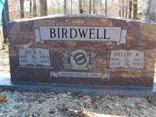 BIRDWELL, NELLIE A. - Garland County, Arkansas | NELLIE A. BIRDWELL - Arkansas Gravestone Photos