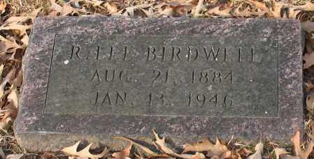 BIRDWELL, R. LEE - Garland County, Arkansas | R. LEE BIRDWELL - Arkansas Gravestone Photos