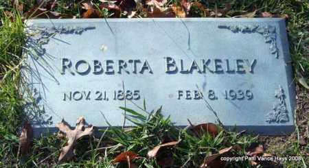 BLAKELEY, ROBERTA - Garland County, Arkansas | ROBERTA BLAKELEY - Arkansas Gravestone Photos