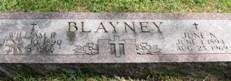 BLAYNEY, WILLIAM R. - Garland County, Arkansas | WILLIAM R. BLAYNEY - Arkansas Gravestone Photos