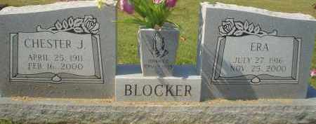 BLOCKER, ERA - Garland County, Arkansas | ERA BLOCKER - Arkansas Gravestone Photos