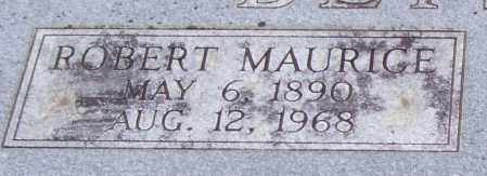 BLYSTONE, ROBERT MAURICE (CLOSE UP) - Garland County, Arkansas | ROBERT MAURICE (CLOSE UP) BLYSTONE - Arkansas Gravestone Photos