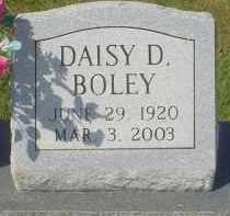 BOLEY, DAISY D. - Garland County, Arkansas | DAISY D. BOLEY - Arkansas Gravestone Photos
