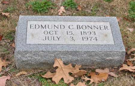 BONNER, EDMUND C. - Garland County, Arkansas | EDMUND C. BONNER - Arkansas Gravestone Photos