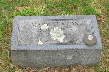 BOUCHIER, MARY - Garland County, Arkansas | MARY BOUCHIER - Arkansas Gravestone Photos